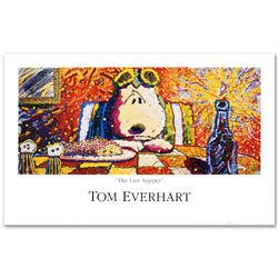 Last Supper by Everhart, Tom