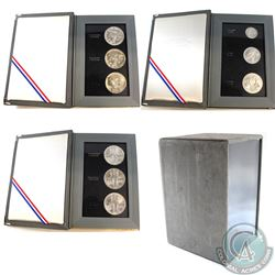 1982-1984 The Olympian Silver Commemorative Coin Collection. In this set you will receive the 1982 G