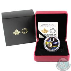 2018 $20 Astronomical Meteorite 150th Anniversary coin. Very Scarce, Sold Out at Mint! (Tax Exempt)