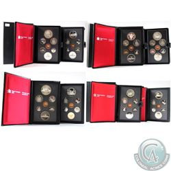 1981-1989 Canada Proof Double Dollar Set Collection. You will receive each dates released between 19
