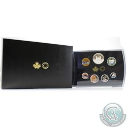 2018 Canadian Fine Silver Proof 6-coin Set with Medallion (Tax Exempt).