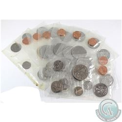 1980-1990 Canada Uncirculated Coin Set Collection. You will receive 1980-1986, 1988, & 1990. 9pcs.