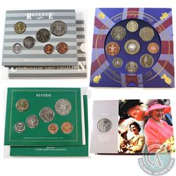 1985-2006 World Coin Collection. You will receive: 1985 Australia Mint Uncirculated Coin Set, 1987 A
