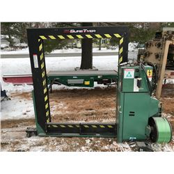 Signode Sure-Tyer Feed Through Strapping Machine