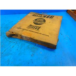 *APPEARS NEW* REX ROLLER CHAIN