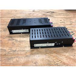 (2) CONVERTER CONCEPTS VT75-341-10/XX / VT100-181-10/XX POWER SUPPLIES