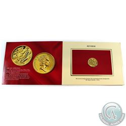 Australia Mint; 1985 $200 Australian Koala 22K Gold Coin.