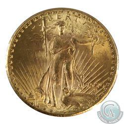 USA 1926 $20 Gold Saint-Gaudens Double Eagle.  B.U.