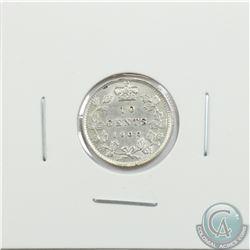 10-cent 1900 AU-UNC