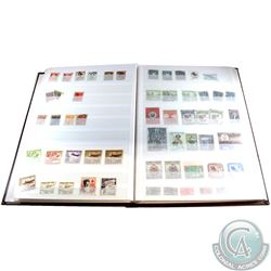 Stamps; South America Estate Lot of Stamps housed in Uni-Safe Book. You will receive approximately 4