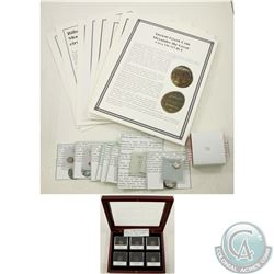 Bulk Lot of Roman Coins and Ancients 16pcs. Many interesting pieces, recommend to view online.  A de