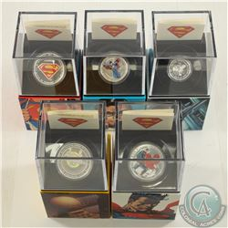 RCM Issue; 2013 Fine Silver Superman Collection (Tax Exempt). You will receive the $10 Vintage Super