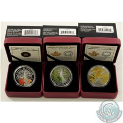 RCM Issue; 2013-2014 $20 Maple Canopy Fine Silver Collection (Tax Exempt). You will receive the 2013