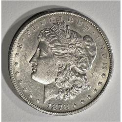 1878-CC MORGAN DOLLAR AU/BU