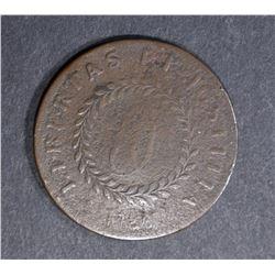 1783 SM DATE POINT RAYS NOVA CONSTELLATION FINE