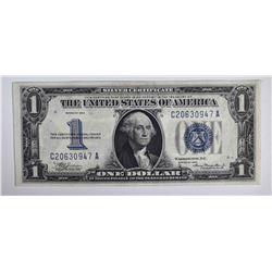 1934 $1 SILVER CERTIFICATE  GEM CU