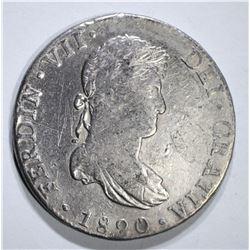 1820 MEXICO 8 REALES