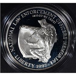 1997-P LAW ENFORCEMENT PROOF