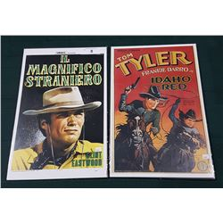 TWO MOVIE POSTERS