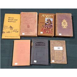 SEVEN ANTIQUE & VINTAGE BOOKS
