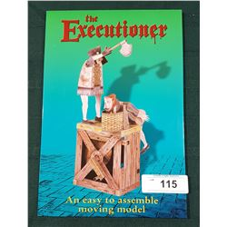 """NEW IN PACKAGE """"THE EXECUTIONER"""" MOVING MODEL"""