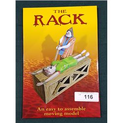 """NEW IN PACKAGE """"THE RACK"""" MOVING MODEL"""