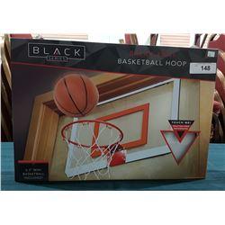 BLACK SERIES BREAKAWAY BASKETBALL HOOP