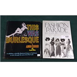 2 COLLECTIBLE HARDCOVER BOOKS