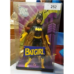 PINK LABEL BATGIRL BARBIE IN UNOPENED BOX