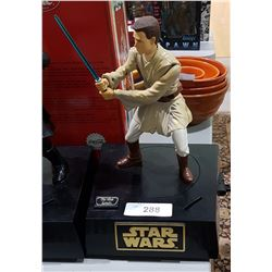 STAR WARS OBI-WAN KENOBI TALKING COIN BANK