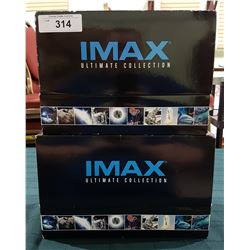 IMAX ULTIMATE COLLECTION DVD SET (2 BOXES)