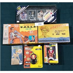 VINTAGE GAMES AND SPORTS CAR