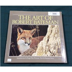 THE ART OF ROBERT BATEMAN HARD COVER BOOK