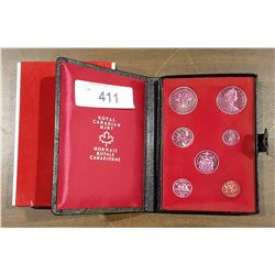 1971 ROYAL CANADIAN MINT COIN PROOF SET