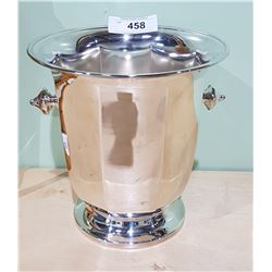 SILVER PLATE ICE BUCKET