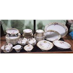 APPROX 91 PC MEITO CHINA SET