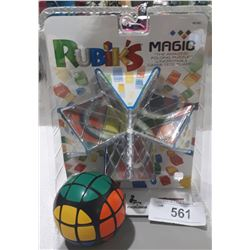 TWO RUBIKS PUZZLES