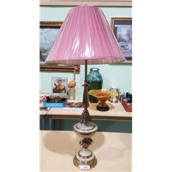 VINTAGE STIFLE TABLE LAMP