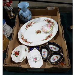 SIX PIECES COLLECTIBLE CHINA