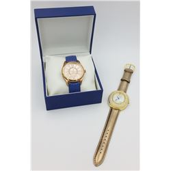 QVC WATCHES - LOT OF 2