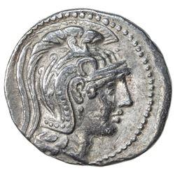ATHENS: New style series, 166-57 BC, AR tetradrachm (16.55g). VF