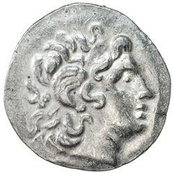 MESEMBRIA: ca. 175-125 BC, AR tetradrachm (16.93g). VF-EF