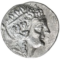 THASOS: after 148 BC, AR tetradrachm (16.78g). EF