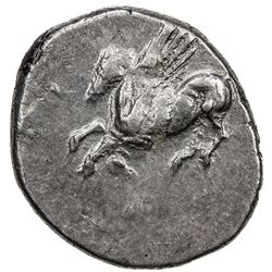 THOURIOI: ca. 350-306 BC, AR stater (8.53g). VF-EF