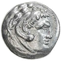 THRACIAN CITIES: ODESSOS: ca. 260-200 BC, AR tetradrachm (16.92g). VF