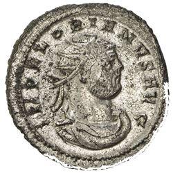 ROMAN EMPIRE: Florian, 276-276 AD, BI antoninianus (3.97g), Cyzicus. EF