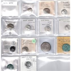 ANCIENT: LOT of 13 ancient coins
