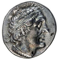 PTOLEMAIS: Ptolemy II, 285-246 BC, AR tetradrachm (14.28g). VF