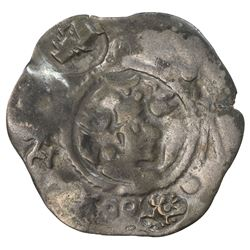 NORTHERN TOKHARISTAN: Kobadien, 6th century, AR drachm (3.17g). F-VF