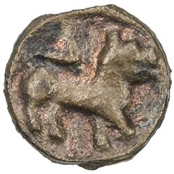 CHACH: Anonymous, 7th-8th century, AE unit (1.62g). VF-EF